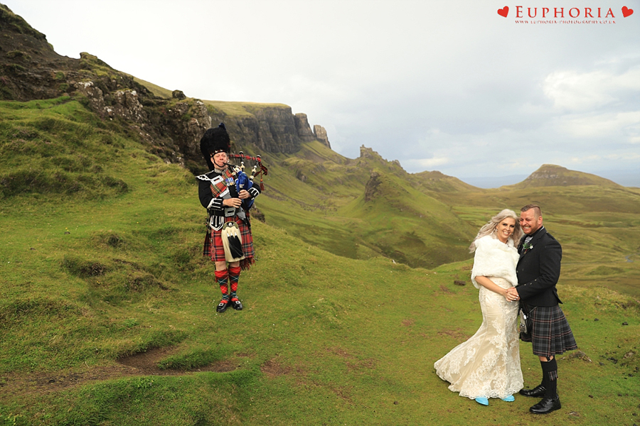 Isle of Skye Wedding Photographer Photo