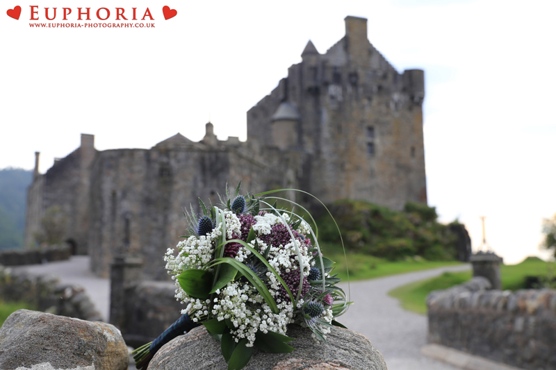Eilean Donan Castle Wedding Photographer