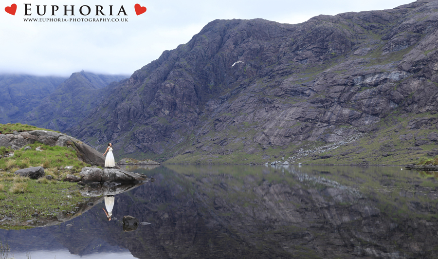 Loch Coruisk Wedding Photographer Photo