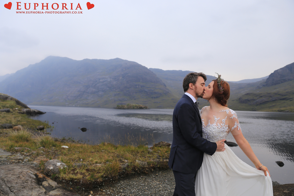 Loch Coruisk Elopement Photo